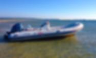 Cap Navy Semi-Rigide
