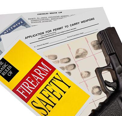 ccw class firearms training