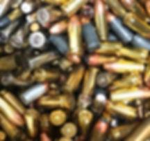 bullets ammo brass lead