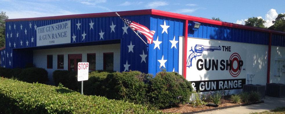 gun shop store range america