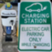 EV charging station venda volt electric vehicle