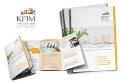 Corporate Design für InConatct/Keim