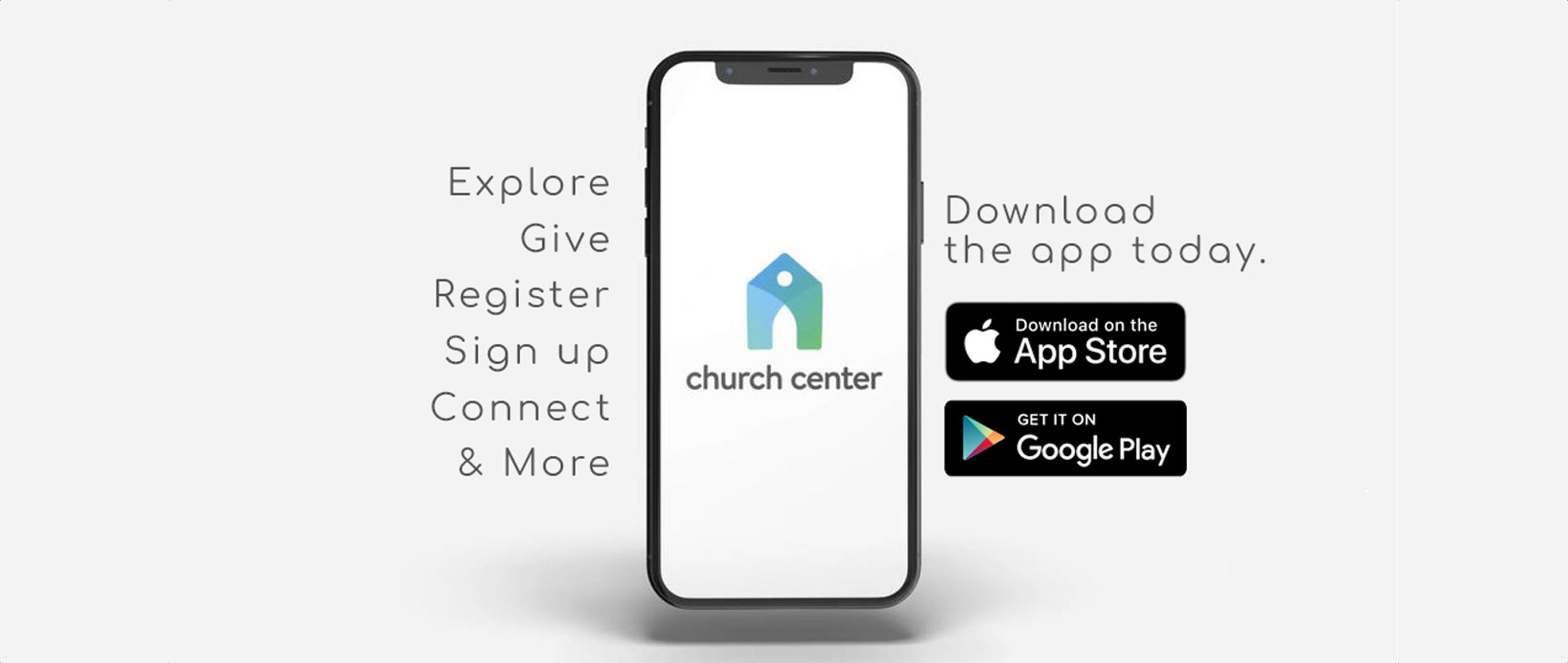 Get Our App!