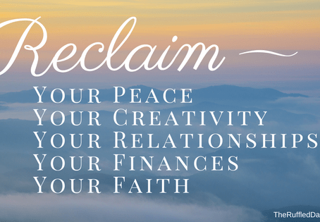 Are you ready to reclaim your life?