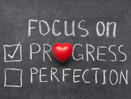 Is perfection holding you back? 3 ways to let that ish go!