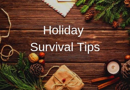 Ways to get yourself mentally prepared for the holiday season.
