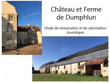 """Finalisation du projet de valorisation avec l'association """"Adopte un Château"""""""
