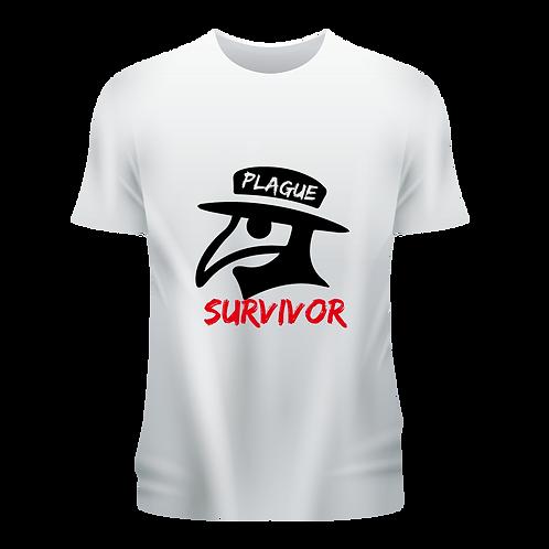 Tricou Plague Survivor
