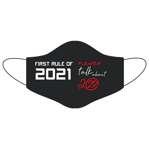 Masca first rule of 2021