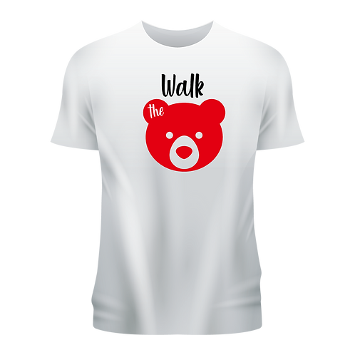 Tricou plimba ursul
