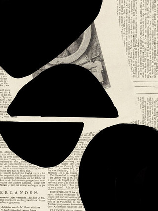 Abstract Papier VIII