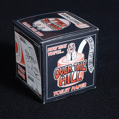 Over The Hill Toilet Paper