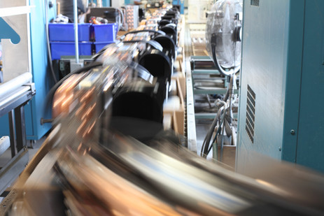 Packaging-Turbos zipping down the line.j
