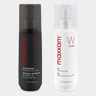 Maxxam 6 oz. hair-care products