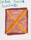 Grilled Cheese Sandwich Edited No Border
