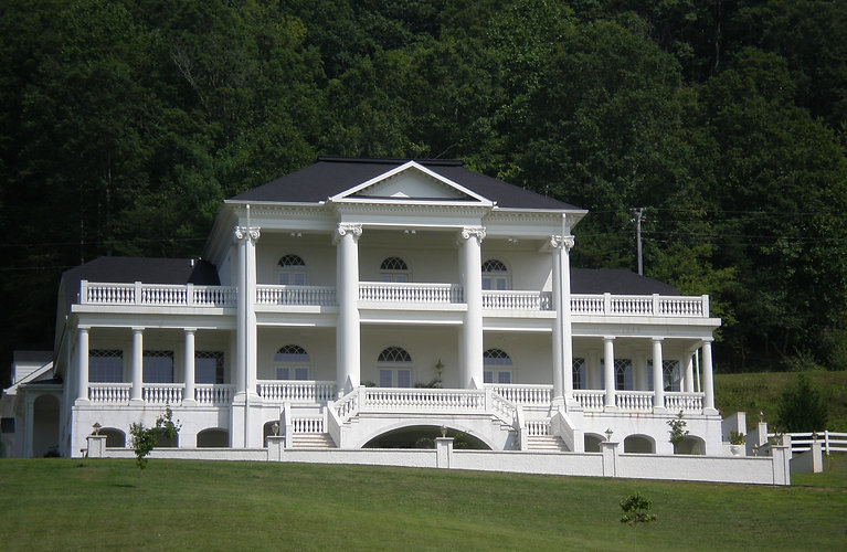 Custom Plantation Home
