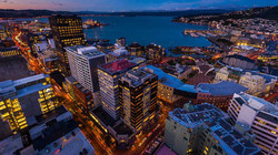 Wellington-Harbour-New-Zealand