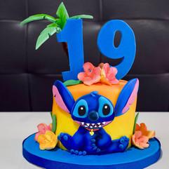 Lilo and Stich Cake