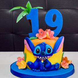 Lilo and Stich Cake