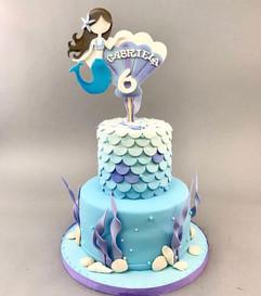 Mermaid Dreams Cake