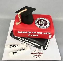FSU Graduation Cake