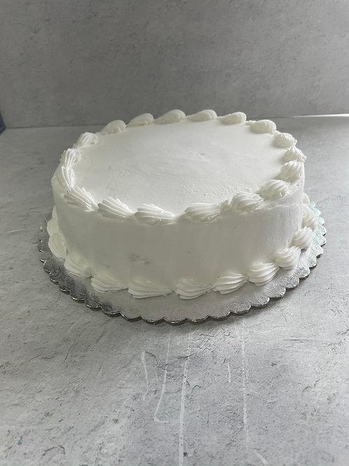 10p Lucila's Famous  Vanilla Rum Cake