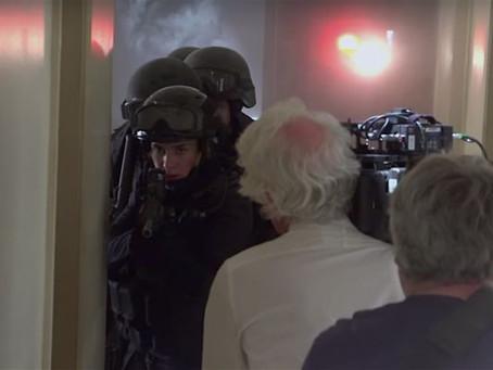 """電影攝影師的工作並非創作驚人的畫面 羅傑·狄金斯拍攝""""怒火邊界(Sicario)"""""""