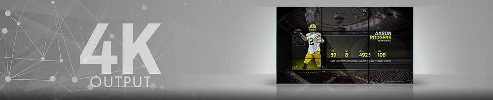 WASP3D Video Wall設計的主要優勢之一是一致的工作流程,其控制客戶端、新聞編輯系統整合、及播放管理,在一流暢、同質的環境一起工作。