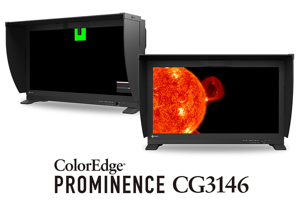 ColorEdge PROMINENCE CG3146 HDR一級調光顯示器