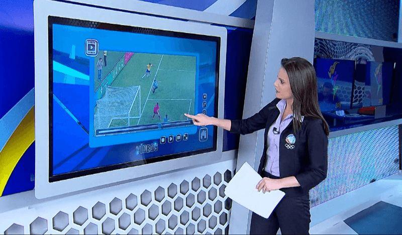 透過平板、電視牆、大型觸控螢幕、或虛擬棚,WASPi Mimosa可製作更動態、更迷人的互動現場演出,且以主播可預期到的使用者經驗維持播出的準確度。