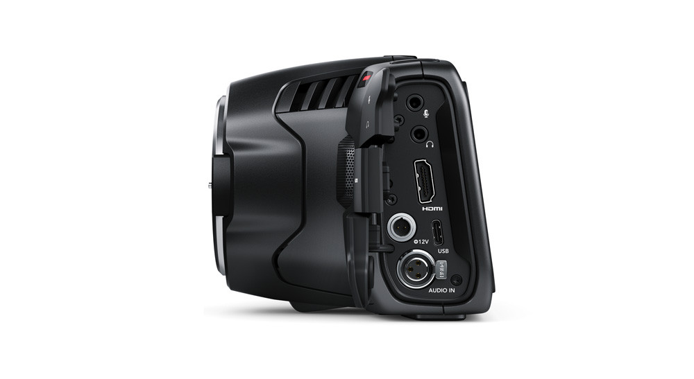 Blackmagic Pocket Cinema Camera口袋電影機