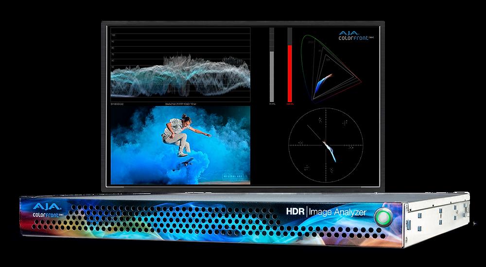 AJA HDR Image Analyzer 12G