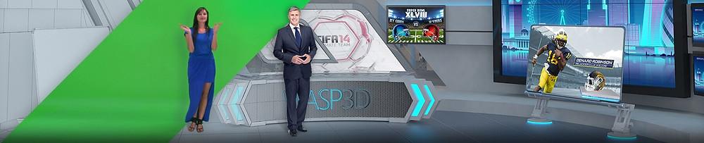 WASP3D AR/VR 虛擬攝影棚