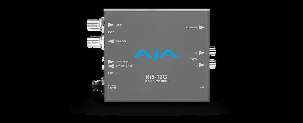 Hi5-12G12G-SDI 轉 HDMI 2.0 轉換器