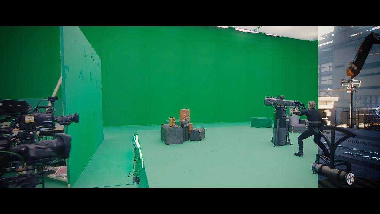 Pixotope 虛擬製作作品集