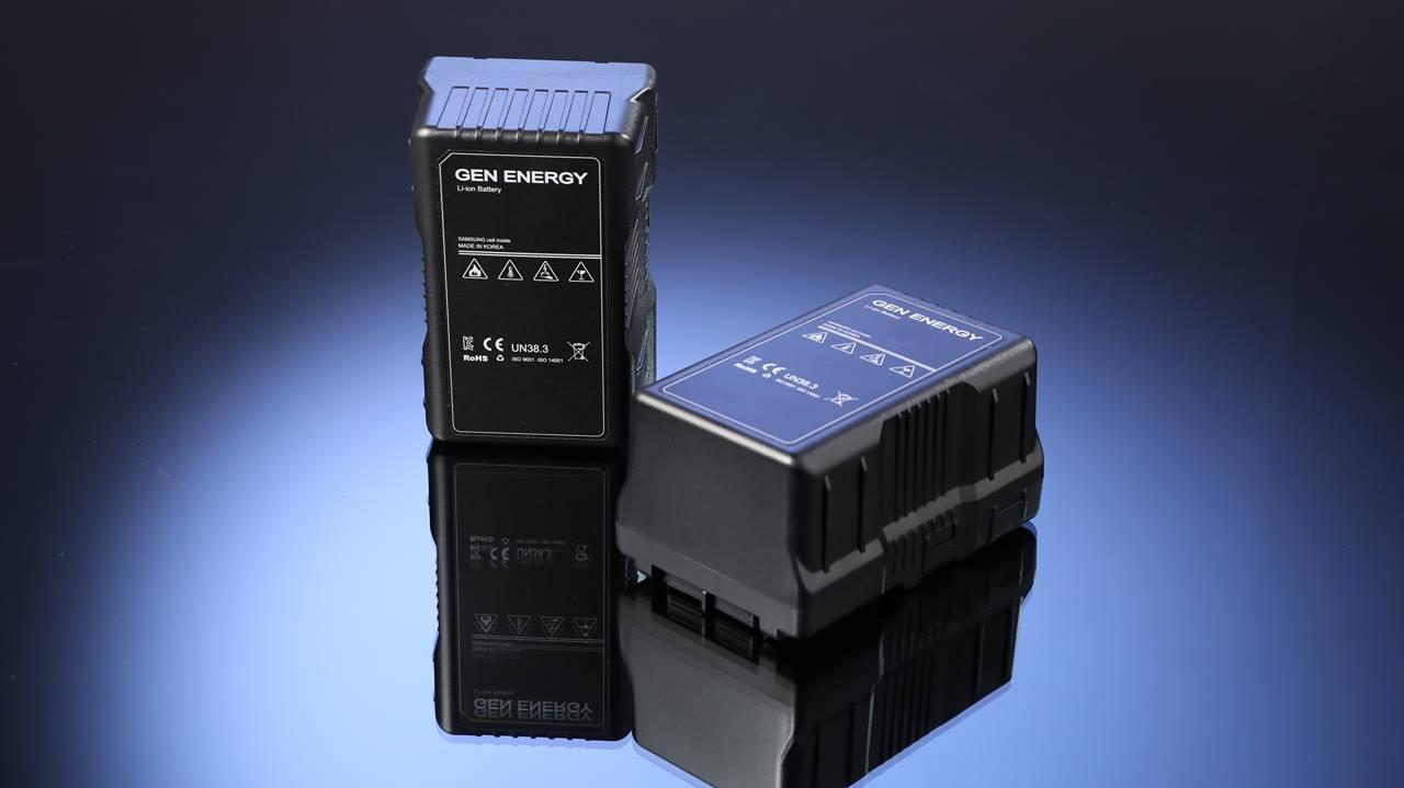 Gen Energy V-Mount 軍規專業電池