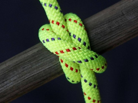電影人必須會的 6 種繩結