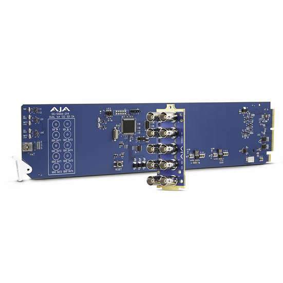 OG-12GDA-2x4 openGear雙1X4 12G-SDI分配器