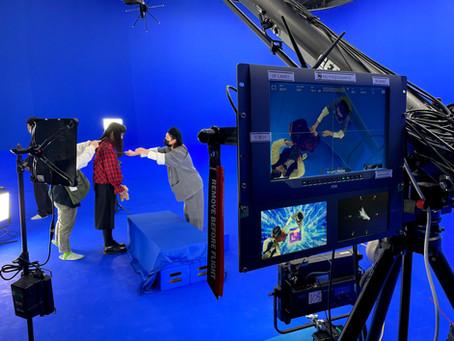 VP虛擬製作紅白登場直擊拍攝現場