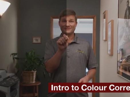什麼是色彩校正?