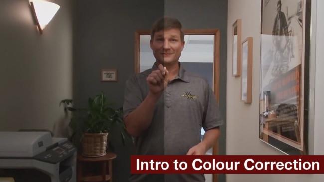 一段簡單的影片,有助於為初學者解釋關於色彩校正(Colour Correction)的所有事。