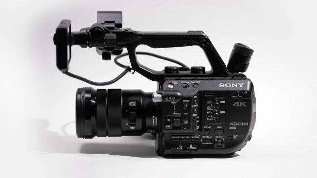 Sony FS5 攝影機
