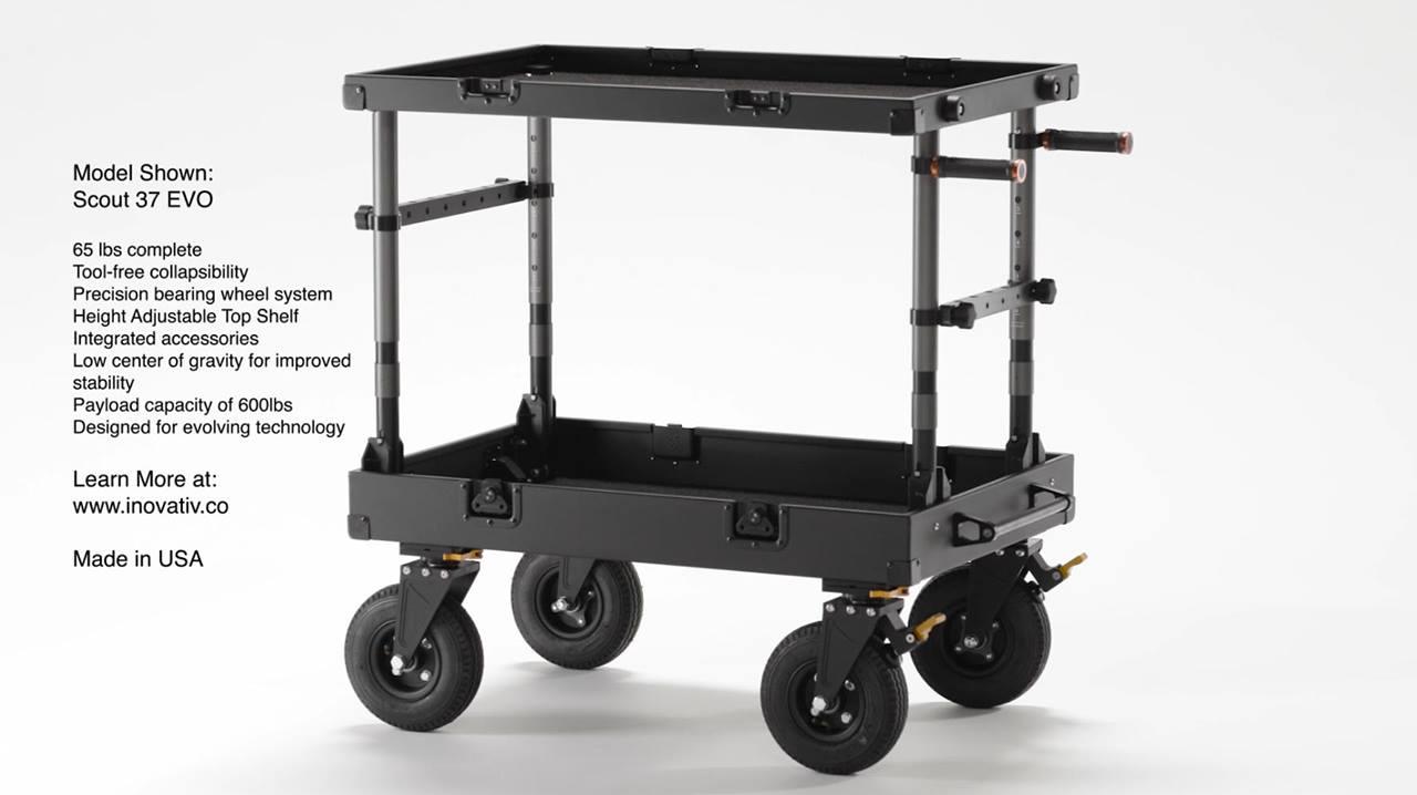 Scout EVO 攜帶型工作車