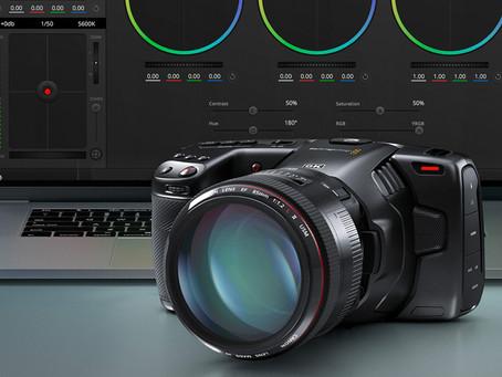 Blackmagic Design推出 Blackmagic Camera Update 6.9版軟體更新