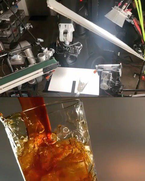 冰咖啡拍攝控光應用參考