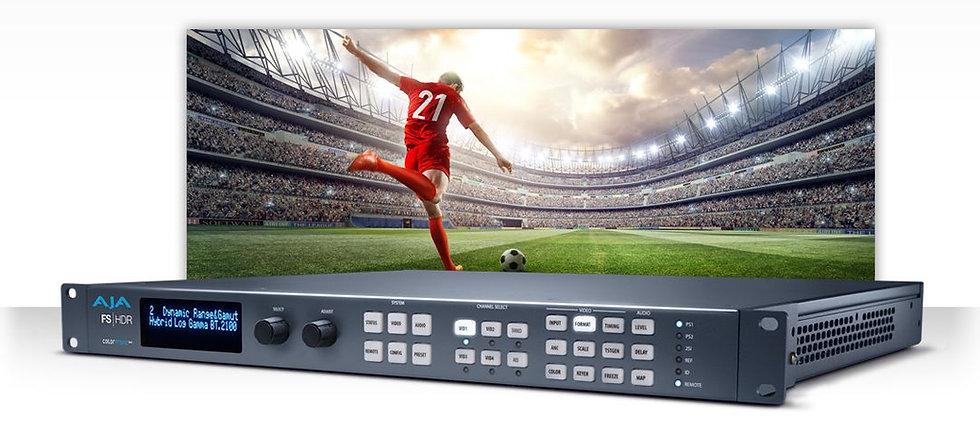 AJA FS-HDR 多功能同步及轉換器