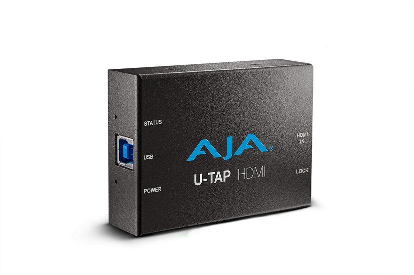 U-TAP HDMI 影像擷取盒