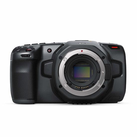 Blackmagic Pocket Cinema Camera 6K 口袋電影攝影機