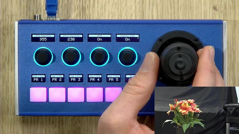 PTZ Fly-PTZ攝影機控制台