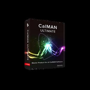 CalMAN Ultimate 螢幕校正軟體 終極版